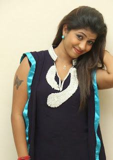 Actress Geethanjali Thasya Latest Pictures in Salwar Kameez at Welcome to America Audio Launch  30.jpg
