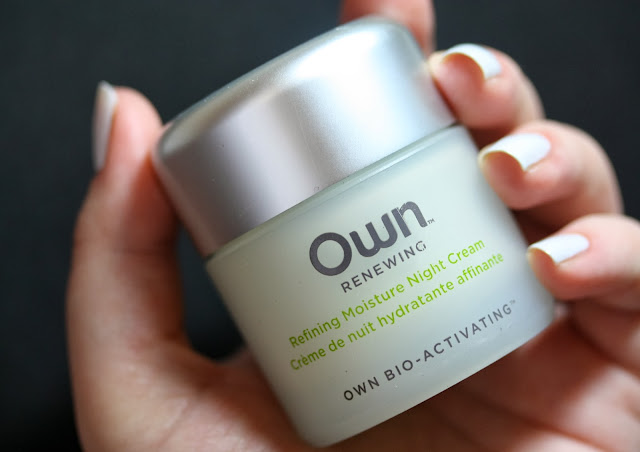 Manicurity | Own Skin Health Refining Moisture Night Cream - Full Review