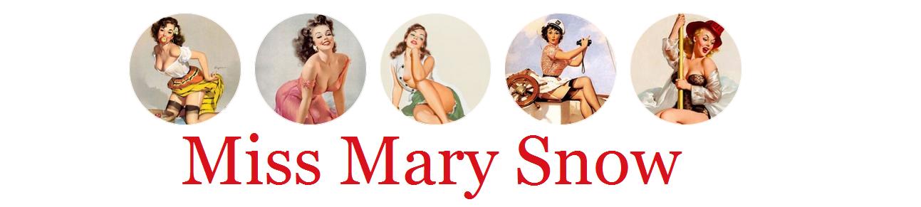 Miss Mary Snow