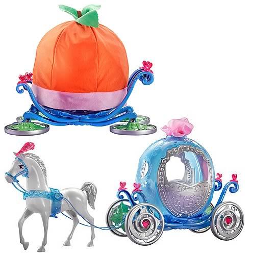 Disney princess nuevas mu ecas de cenicienta - Carroza cenicienta juguete ...