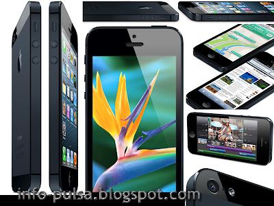 fitur Apple iPhone 5