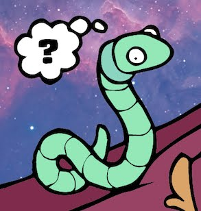 Reginald the Spacewyrm