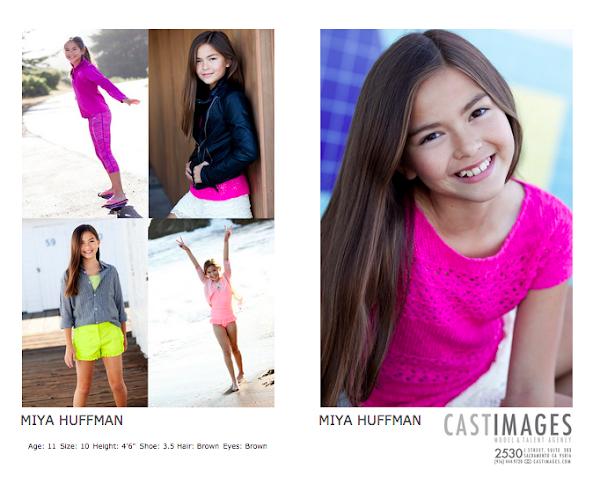 Miya Huffman - Cast Images - VictoriaBradleyImages.com