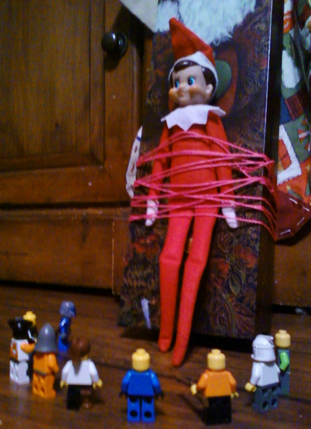 Do You Smell That Elf On The Shelf