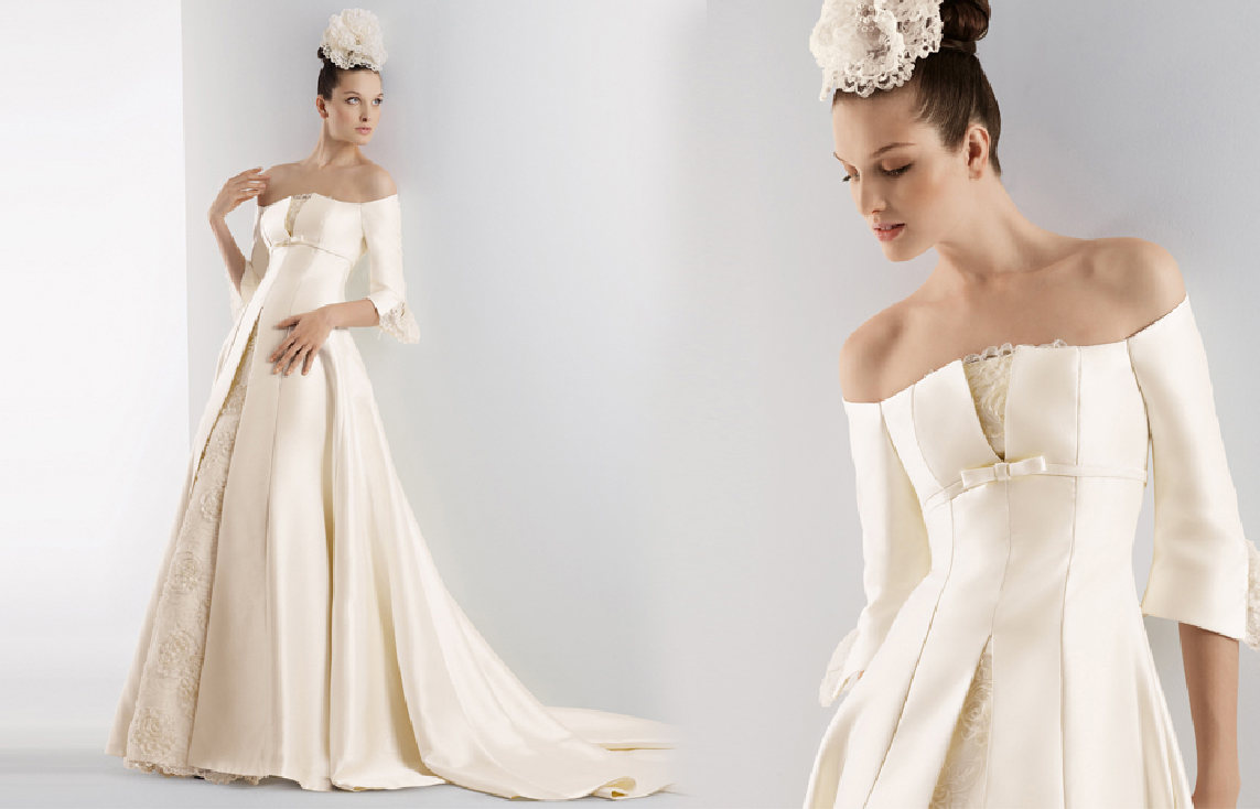 Links buy empire unique modern fitted hottest 2012 for Design your own wedding dress game