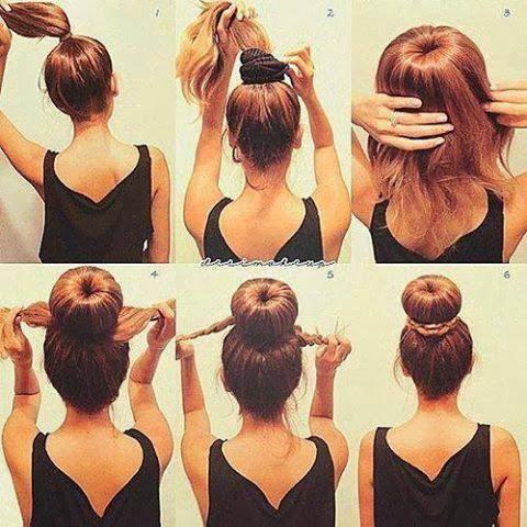 cosas de chicas ಌ: peinados paso a paso :)