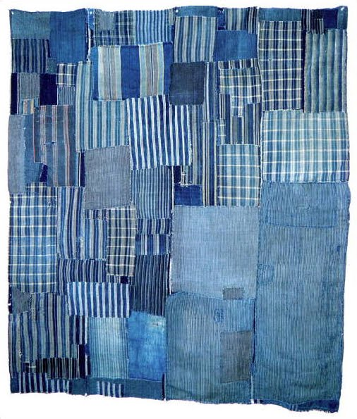 19th century Boro textiles.
