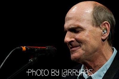 Crónica concierto James Taylor Bilbao mayo 2012 por Larrypas