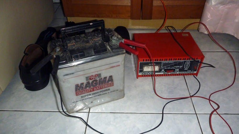 Battery Porn