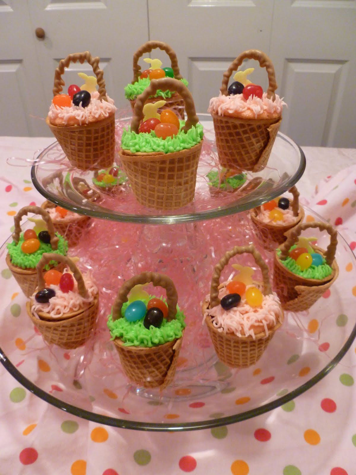 Indulge with me easter baskets easter baskets negle Images
