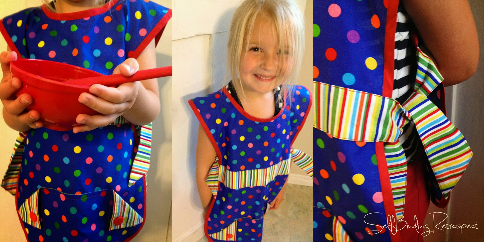 The Perfect Gift For Your Little Chef - SelfBinding Retrospect by Alanna Rusnak
