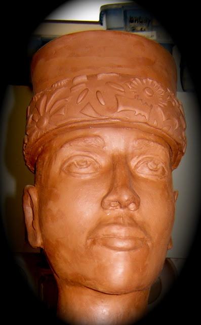 African Man (close-up)