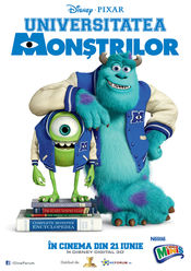Monsters University (2013) Online Subtitrat | Filme Online