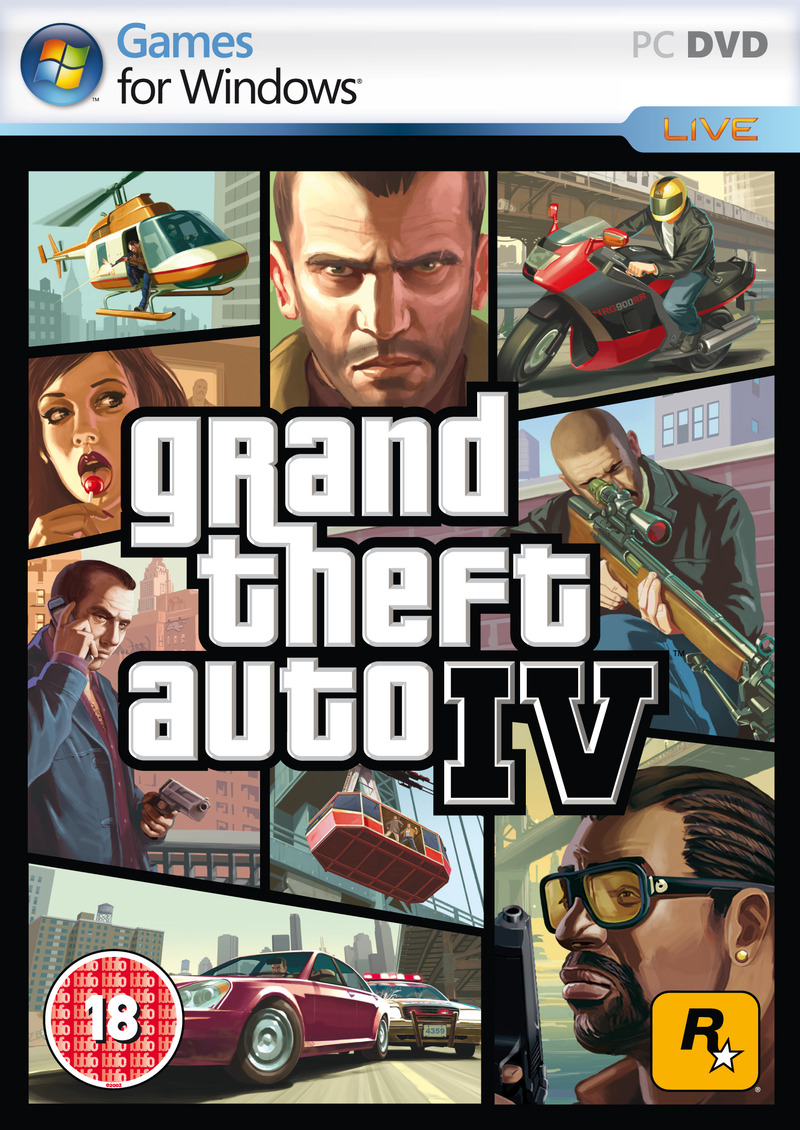 Descarga GTA 4