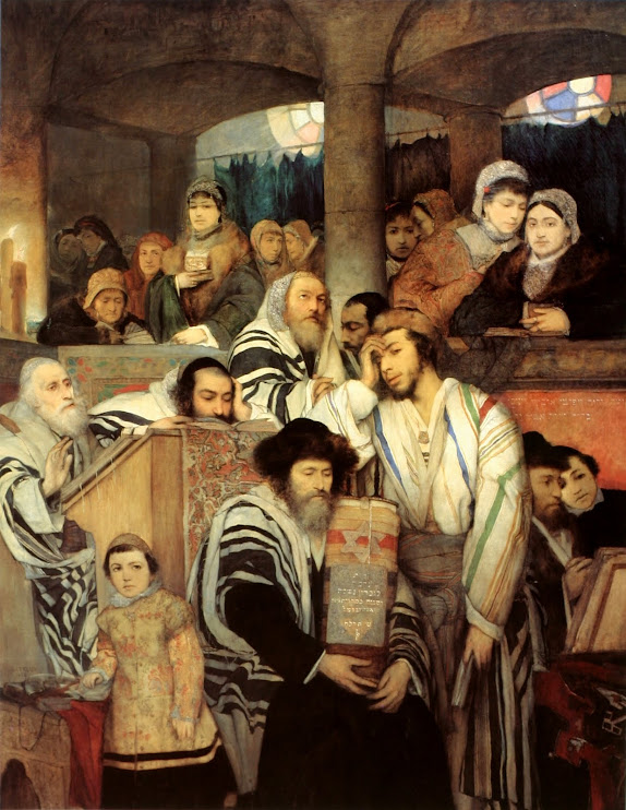 M. Gottlieb: Yom Kippur in the Cracow Alte Shul