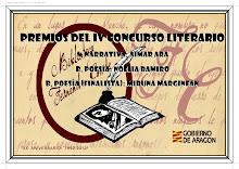 PREMIADOS IV CONCURSO LITERARIO