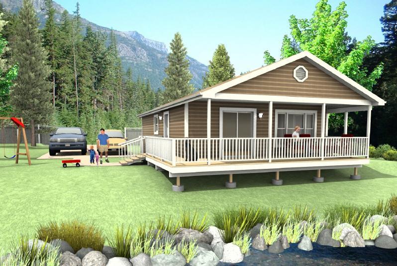 Modular home modular homes new brunswick canada for Panelized homes new york