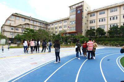 80 Hari di Korea Hari 09 Mesyuarat Guru Khidmat Masyarakat