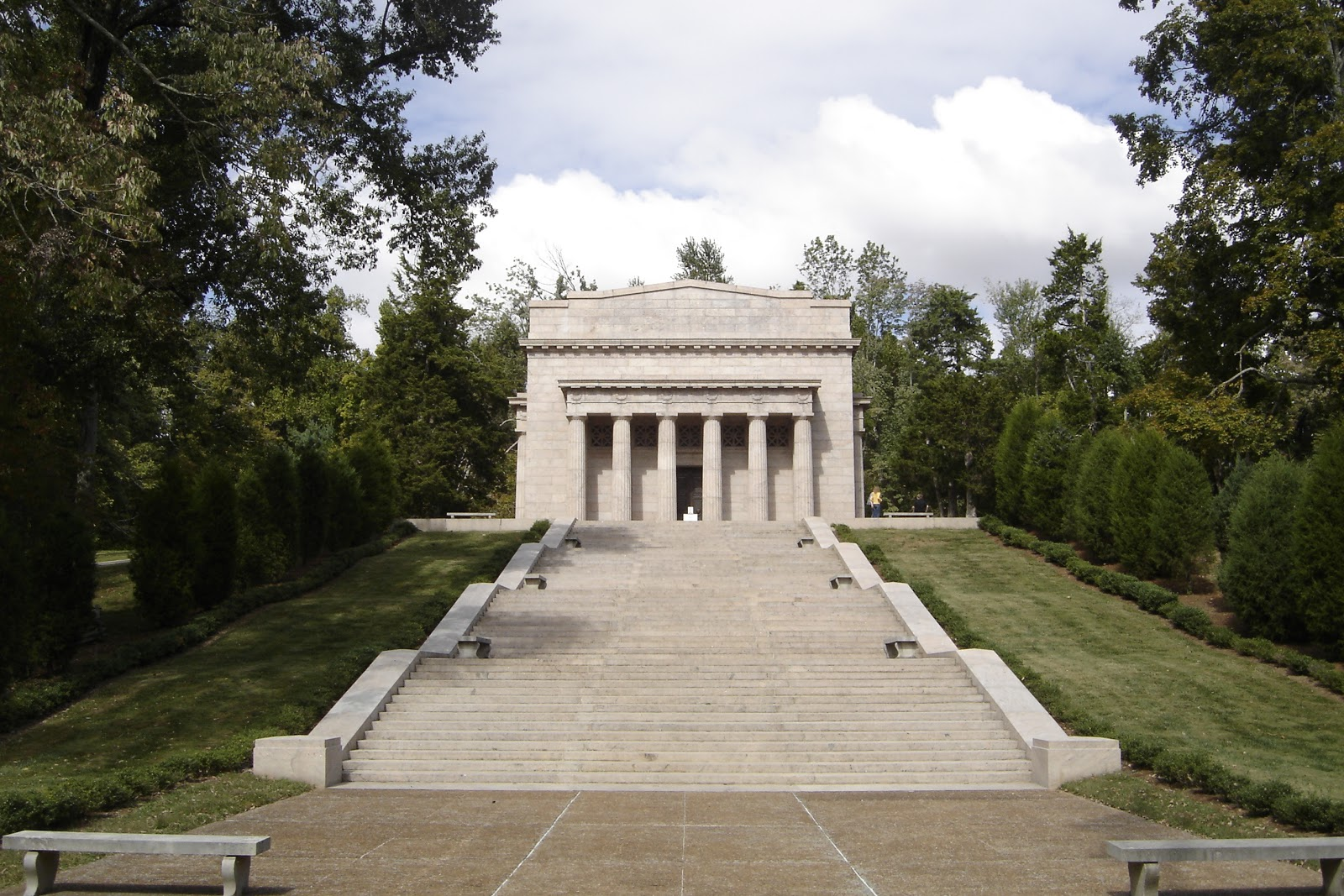 Very Impressive portraiture of  Buildings To See: Abraham Lincoln's Birthplace Hodgenville Kentucky with #525730 color and 1600x1067 pixels