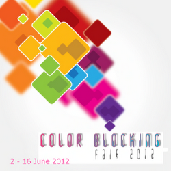 Blocking color fair
