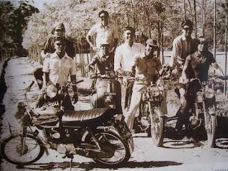 Genk Motor SBY Muda