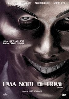 Uma Noite de Crime - BDRip Dual Áudio