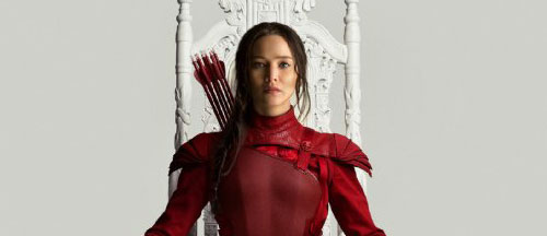 The Hunger Games Mockingjay Part 2 For Prim trailer and final poster