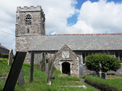 St Sampson's Church Golant