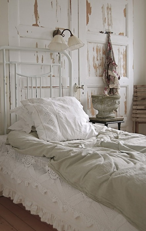 Shabby Chic Bedding Beach Cottage Linens and Home