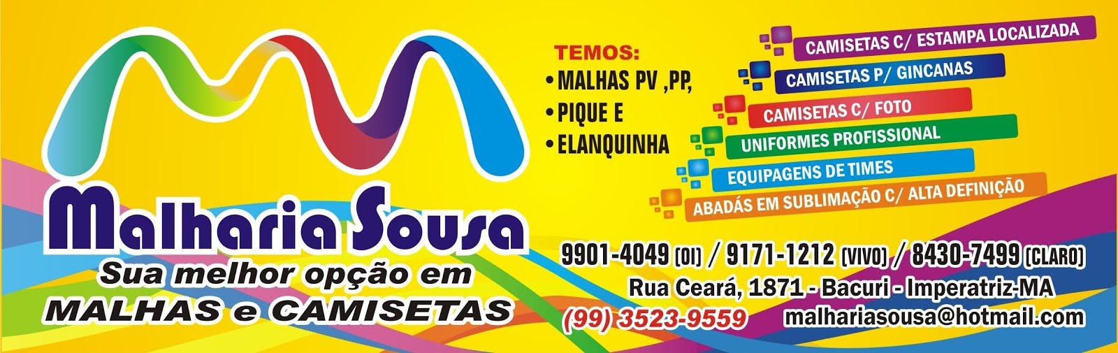 Malharia Sousa
