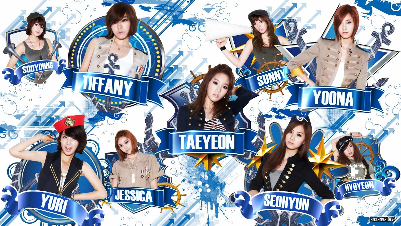 Biodata SNSD | Profil Personil SNSD Lengkap Member Girls Generation
