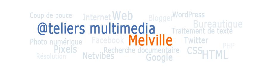 Ateliers multimédia de la médiathèque Jean-Pierre Melville