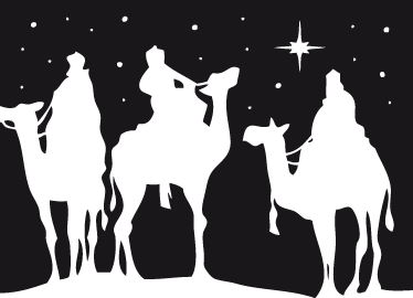 Los Reyes de Oriente