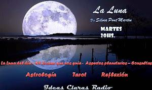La Luna de Silvia Pont Martin Martes 20hs.