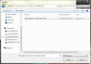Cara Membuat Bootable Windows 7 Di Flashdisk Mudah Dengan Windows 7