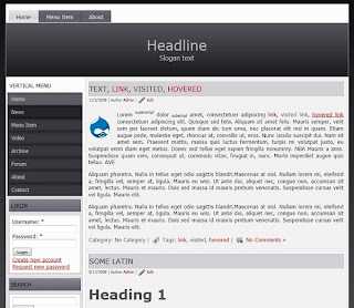 seo friendly drupal 7 theme