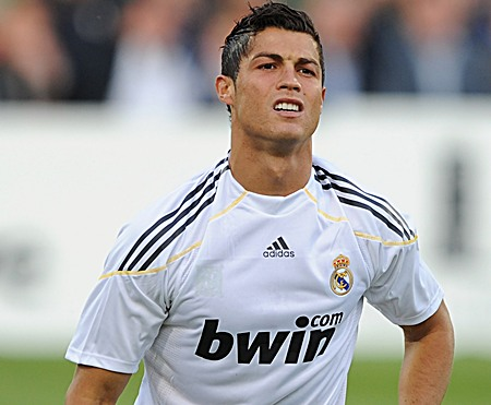 Cristiano Ronaldo In Real Madrid