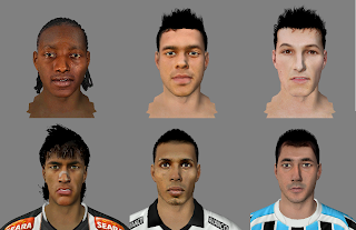 preview FIFA 12: Facepack Brasileirão