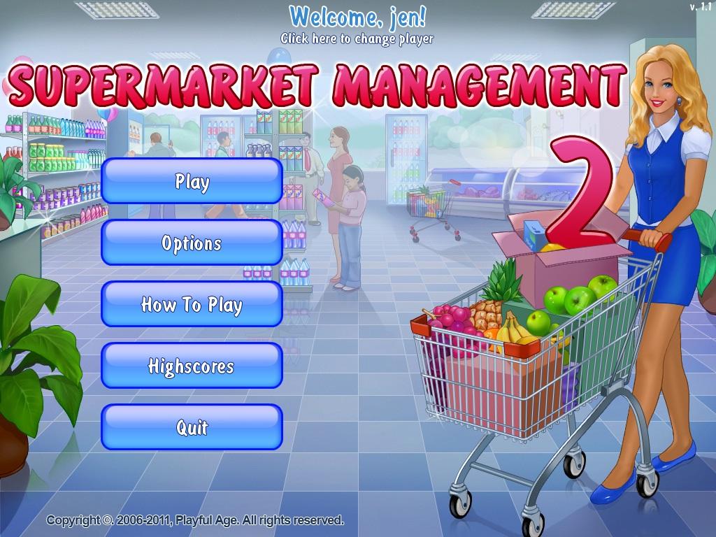 Supermarket management 2 crack free download
