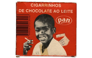 ... dos Cigarros de Chocolate