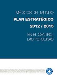 Plan estratégico 2012/2015