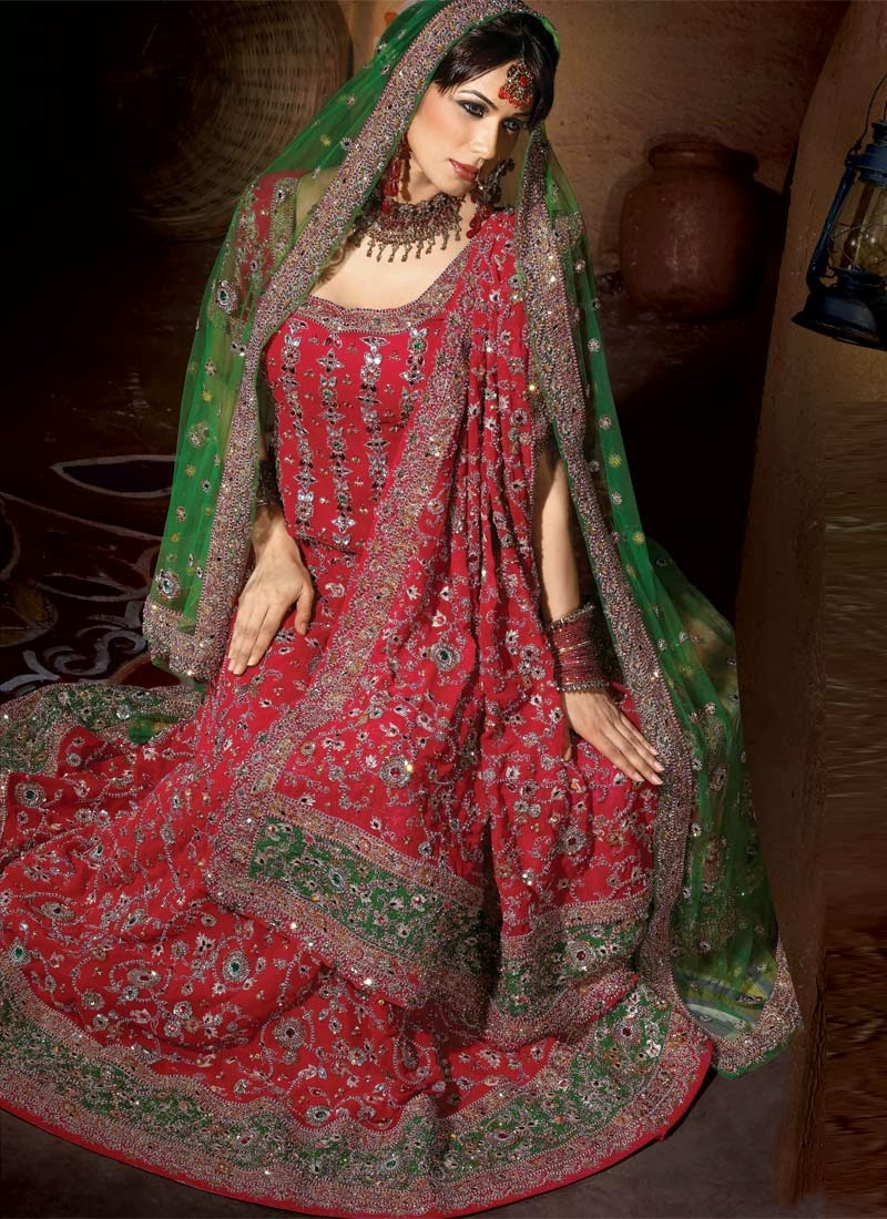 Pakistani-bridal-dresses