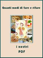 I PDF DI QUANTI MODI DI FARE E RIFARE