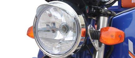 Foco Triciclo Electrico Carga
