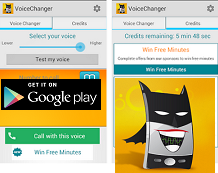 Android App of the Week - Voice Changer Allogag