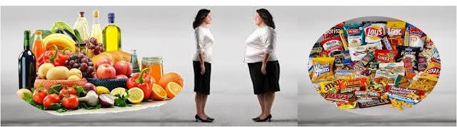 Que hay detras de las personas con peso normale o con sobrepeso