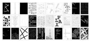 Cartazes da 30ª Bienal - A Iminência das Poéticas