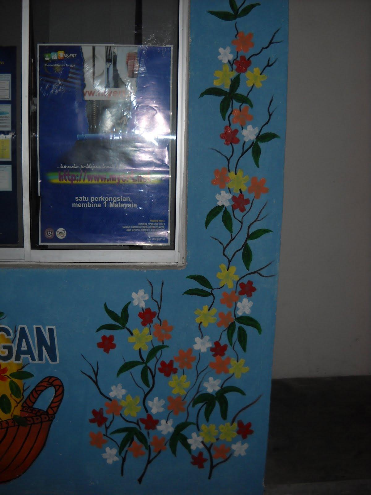 Pelukis mural shah alam pss for Mural kartun