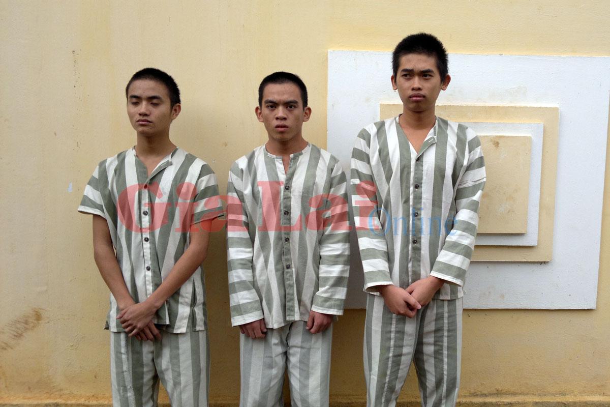 Gia Lai: Công an huyện Chư Pah và Đak Đoa triệt phá băng nhóm trộm, cướp