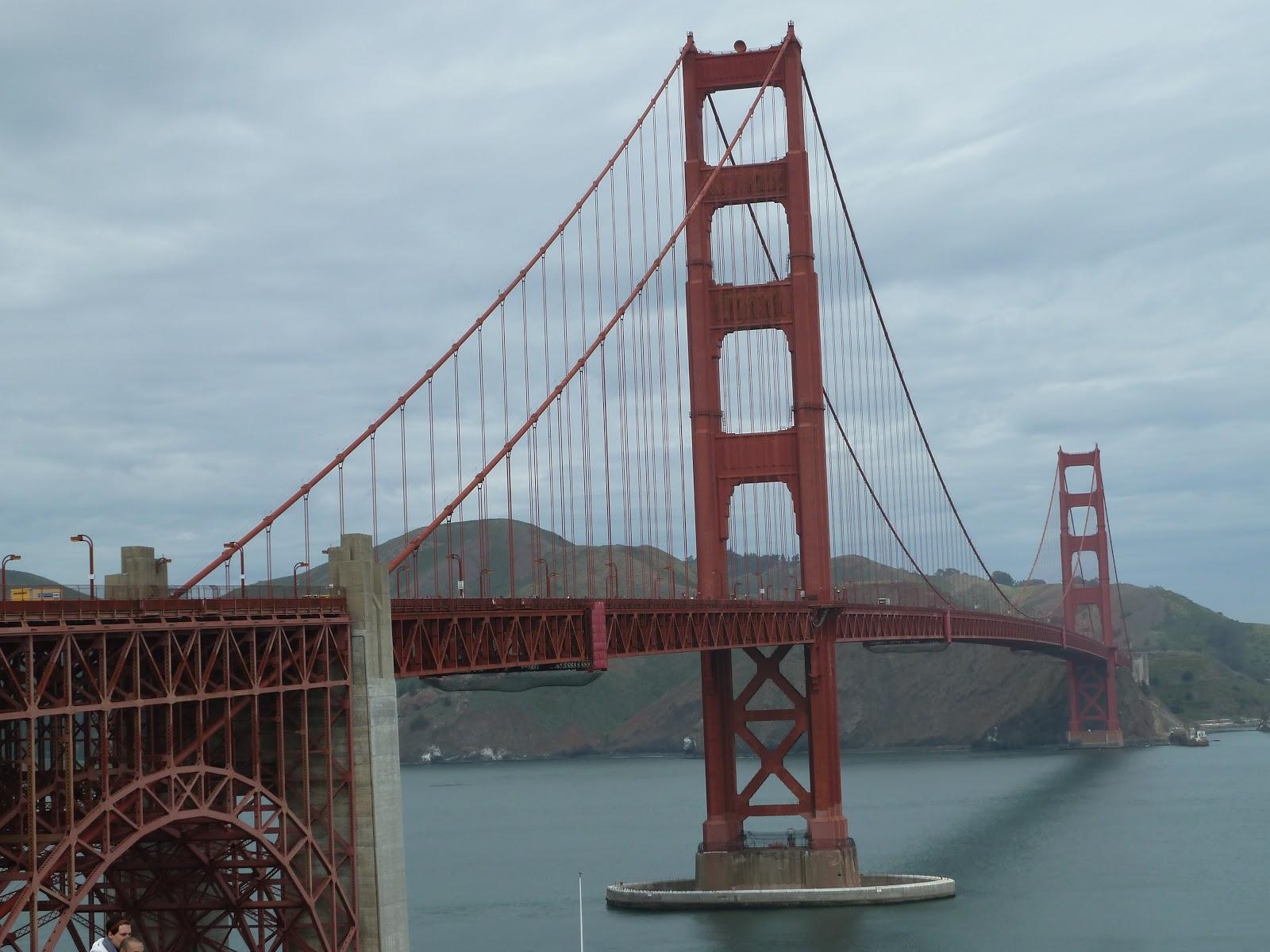 how to get to golden gate bridge vista point